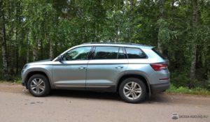 Кодиак с пробегом: отзывы владельцев автомобиля