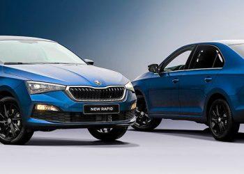 Шкода Рапид 2020 в новом кузове: фото цены характеристики