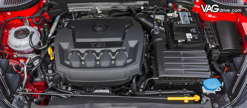 Какой двигатель лучше для Шкода Октавия а8