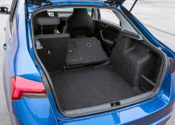 Багажник Шкода Рапид: размеры, объем