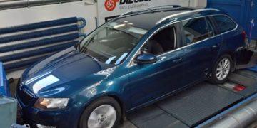 Škoda Octavia III 1.4 TSI после 209 000 км