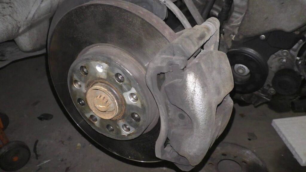 олный обзор тормозных дисков для Шкода Октавия а7