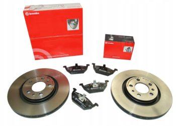 Обзор и замена тормозных дисков Шкода Фабия 2